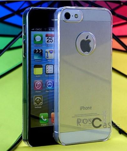 Пластиковая накладка IMAK Crystal Series для Apple iPhone 5/5S/SEОписание:Изготовлена компанией&amp;nbsp;IMAK;Спроектирована персонально для Apple iPhone 5/5S/5SE;Материал: сверхгибкий пластик;Форма: накладка.Особенности:Исключается появление царапин и возникновение потертостей;Восхитительная амортизация при любом ударе;Глянцевая прозрачная поверхность;Не подвержена деформации;Привлекательный дизайн.<br><br>Тип: Чехол<br>Бренд: iMak<br>Материал: Пластик