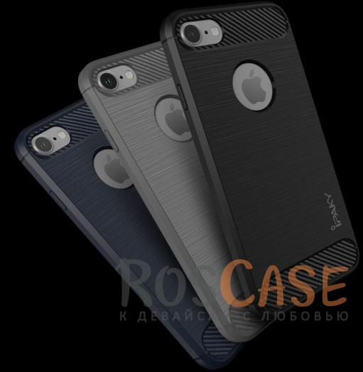 TPU чехол iPaky Slim Series для Apple iPhone 7 (4.7)Описание:бренд - iPaky;совместим с Apple iPhone 7 (4.7);материал: термополиуретан;тип: накладка.Особенности:эластичный;свойство анти-отпечатки;защита углов от ударов;ультратонкий;защита боковых кнопок;надежная фиксация.<br><br>Тип: Чехол<br>Бренд: Epik<br>Материал: TPU