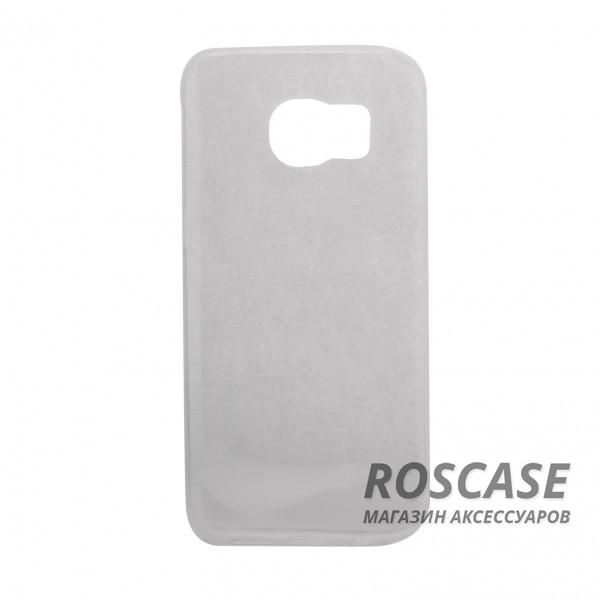 TPU чехол Ultrathin Series 0,33mm для Samsung G935F Galaxy S7 Edge (Серый (прозрачный))Описание:компания разработчик: Epik;совместимость с устройством модели: Samsung G935F Galaxy S7 Edge;материал изделия: термопластичный полиуретан;конфигурация: прозрачная накладка.Особенности:высокий класс прочности и износоустойчивости;стиль минимализма;ультратонкий и прозрачный дизайн;легко устанавливается на устройство;надежная защита корпуса от ударов;имеет все необходимые проемы для функциональных элементов.<br><br>Тип: Чехол<br>Бренд: Epik<br>Материал: TPU