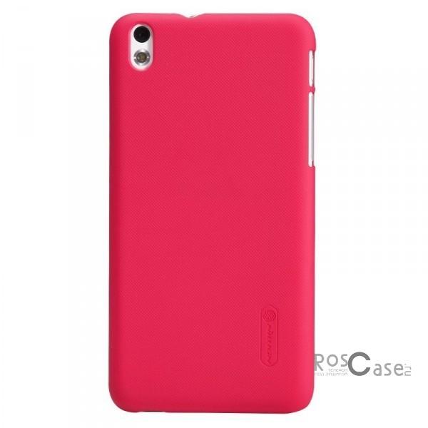 Чехол Nillkin Matte для HTC Desire 816 (+ пленка) (Красный)Описание:Чехол изготовлен компанией Nillkin;Спроектирован для модели смартфона HTC Desire 816;При изготовлении применялся качественный пластик;Форма  -  накладка.Особенности:Дизайн продукции очень изысканный и элегантный;В комплекте есть защитная бесцветная пленка;Ультратонкий, поэтому при использовании не увеличивается объем и толщина аппарата;Строгая, неброская цветовая гамма;Полное исключение появления на поверхности отпечатков;Антикислотный слой на поверхности.<br><br>Тип: Чехол<br>Бренд: Nillkin<br>Материал: Поликарбонат
