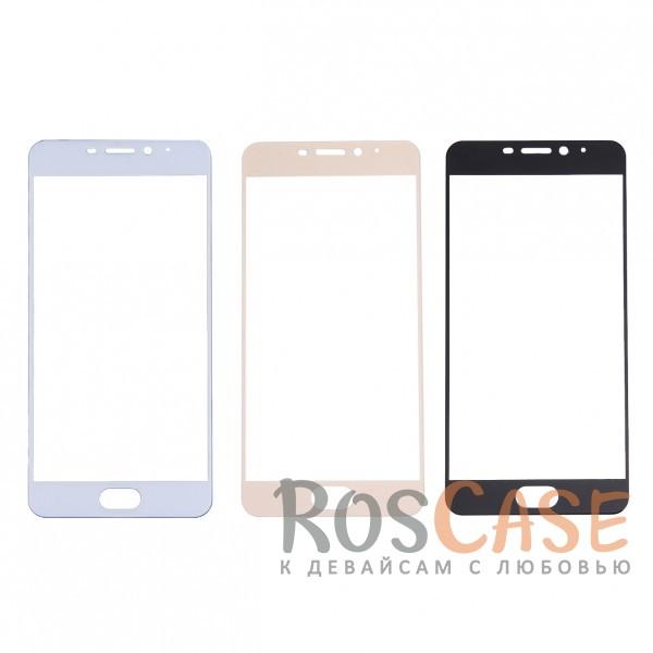 Фото CaseGuru | Полноэкранное защитное стекло для для Meizu M5