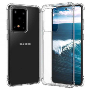 King Kong | Противоударный прозрачный чехол  для Samsung Galaxy S20 Ultra