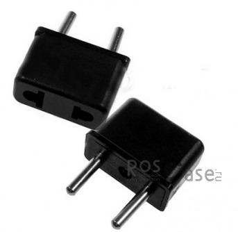 Сетевой переходник US to EU (Черный)Описание:производитель:&amp;nbsp;Epik;совместимость: US-штекер;тип: переходник.Особенности:компактный;для подключения устройств со штекером US к обычной розетке типа EU.<br><br>Тип: USB кабель/адаптер<br>Бренд: Epik