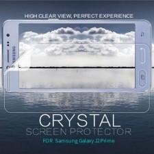 Nillkin Crystal | Прозрачная защитная пленка для Samsung G532F Galaxy J2 Prime (2016)