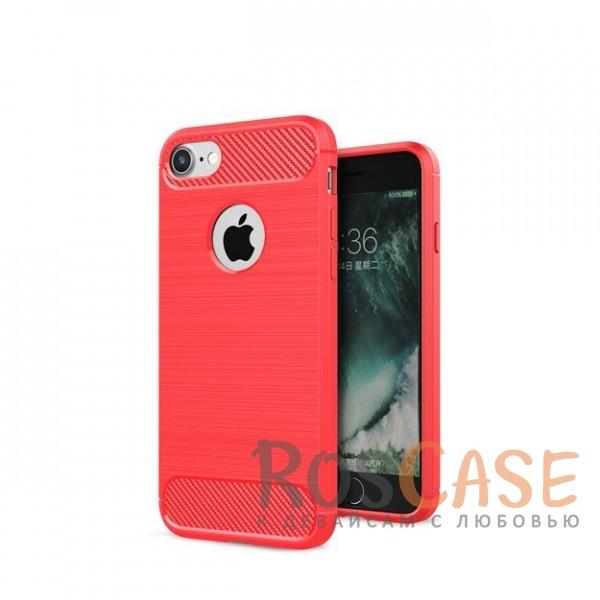 Ударопрочный матовый чехол c защитой от перегрева для Apple iPhone 7 / 8 (4.7) (Красный)Описание:полностью совместим с Apple iPhone 7 / 8 (4.7);материал - термополиуретан;ультратонкий дизайн;тип - накладка.<br><br>Тип: Чехол<br>Бренд: Epik<br>Материал: TPU