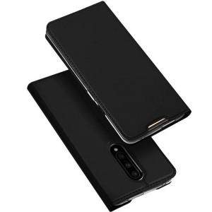 Чехол-книжка Dux Ducis с карманом для визиток для OnePlus 7 Pro