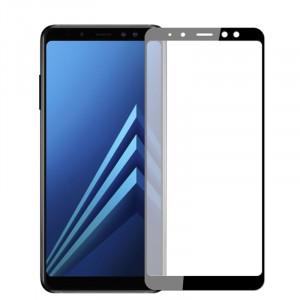 CP+ | Цветное защитное стекло для Samsung A730 Galaxy A8+ (2018) на весь экран