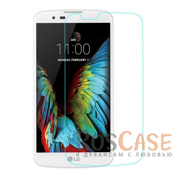 Защитное стекло U-Glass 0.33mm (H+) для LG K10 K410/K430DS (картонная упаковка) (Прозрачное)Описание:разработано для LG K10 K410/K430DS;материал: закаленное стекло;тип: защитное стекло на экран;защищает от ударов и царапин;ультратонкое;прозрачное;покрытие анти-отпечатки;легко устанавливается.<br><br>Тип: Защитное стекло<br>Бренд: Epik