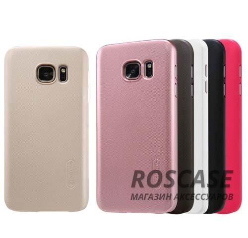 Чехол Nillkin Matte для Samsung G930F Galaxy S7 (+ пленка)Описание:производитель -&amp;nbsp;Nillkin;материал - поликарбонат;совместим с Samsung G930F Galaxy S7;тип - накладка.&amp;nbsp;Особенности:матовый;прочный;тонкий дизайн;не скользит в руках;не выцветает;пленка в комплекте.<br><br>Тип: Чехол<br>Бренд: Nillkin<br>Материал: Поликарбонат