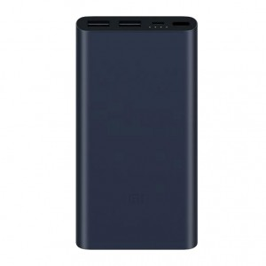 Xiaomi Mi 2i | Портативное зарядное устройство Power Bank 10000mAh Original (PLM09ZM) (2 USB,2.1A+1.5A) для Samsung Galaxy S9 (G960F)
