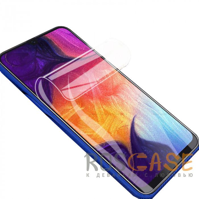 Фото Гидрогелевая защитная пленка Rock для Samsung Galaxy A10
