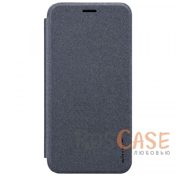 Защитный чехол-книжка для Samsung J701 Galaxy J7 Neo (Черный)Описание:бренд&amp;nbsp;Nillkin;спроектирован для Samsung J701 Galaxy J7 Neo;материалы: поликарбонат, искусственная кожа;блестящая поверхность;не скользит в руках;предусмотрены все необходимые вырезы;защита со всех сторон;тип: чехол-книжка.&amp;nbsp;<br><br>Тип: Чехол<br>Бренд: Nillkin<br>Материал: Искусственная кожа