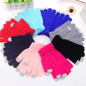 Емкостные перчатки для Велосипедные аксессуары