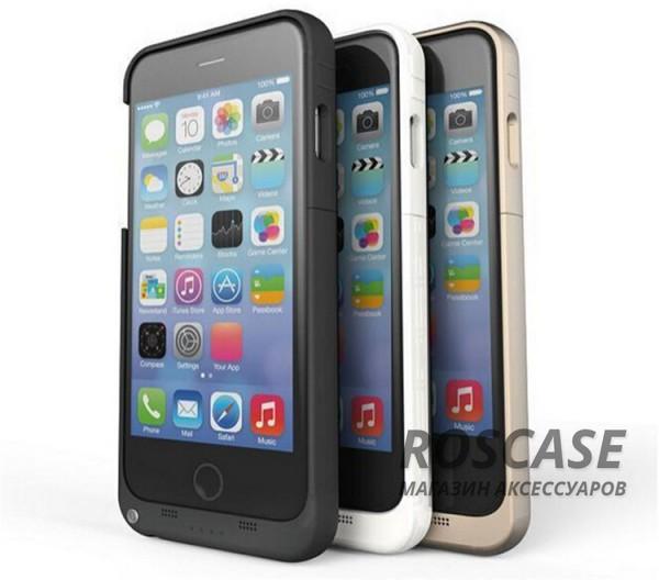 """Фото Чехол-аккумулятор для Apple iPhone 6/6s (4.7"""") (емкость заряда 3200 mAh) с подставкой"""
