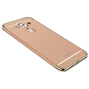 MOFI Ya Shield | Пластиковый чехол для Asus Zenfone 3 Max (ZC553KL) с глянцевой вставкой цвета металлик