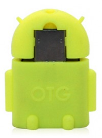 фото microUSB to USB OTG adapter Navsailor (B101)