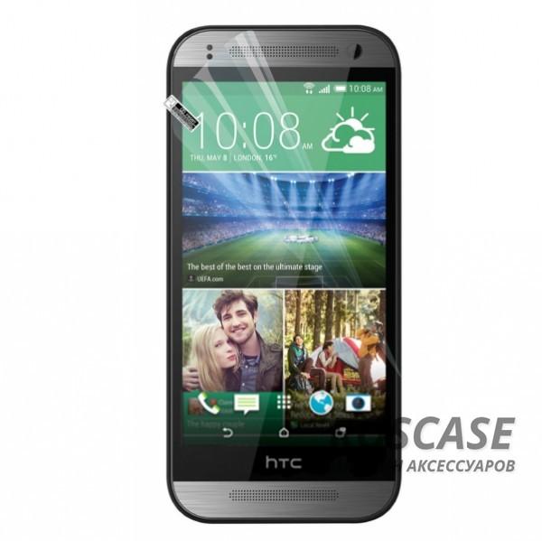 фото защитная пленка Epik для HTC One mini 2