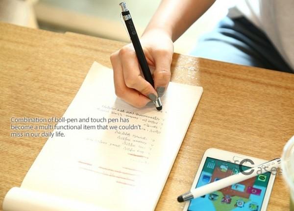 Фото стилуса-ручки Zenus Smart Touch Duo