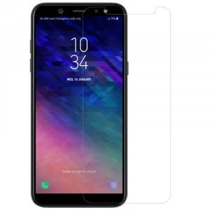 H+ | Защитное стекло для Samsung Galaxy A6 Plus (2018) (в упаковке)