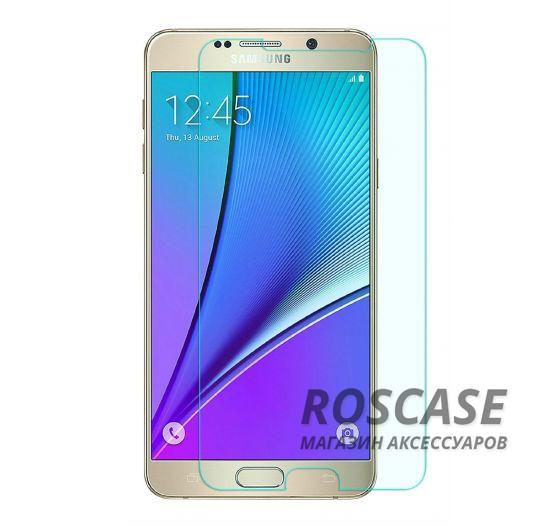 Защитное стекло Ultra Tempered Glass 0.33mm (H+) для Samsung Galaxy Note 5 (карт. упак)Описание:совместимо с устройством Samsung Galaxy Note 5;материал: закаленное стекло;тип: защитное стекло на экран.&amp;nbsp;Особенности:закругленные&amp;nbsp;грани стекла обеспечивают лучшую фиксацию на экране;стекло очень тонкое - 0,33 мм;отзыв сенсорных кнопок сохраняется;стекло не искажает картинку, так как абсолютно прозрачное;выдерживает удары и защищает от царапин;размеры и вырезы стекла соответствуют особенностям дисплея.<br><br>Тип: Защитное стекло<br>Бренд: Epik