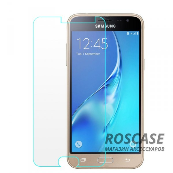 фотография  Защитное стекло Ultra Tempered Glass 0.33mm (H+) для Samsung J105H Galaxy J1 Mini / J1 Nxt (к. упак)
