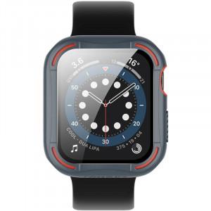 Nillkin CrashBumper | Чехол со стеклом для часов Apple Watch 4 / 5 / 6 / SE  (44 мм)