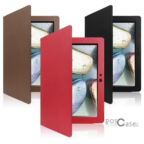 Кожаный чехол-книжка TTX с функцией подставки для Lenovo IdeaTab 10.1 S6000/S6000LОписание:производитель  -  TTX;разработан специально для Lenovo IdeaTab 10.1 S6000/S6000L;материалы  - кожзам, микрофибра;форма  -  чехол-книжка.&amp;nbsp;Особенности:трансформируется в подставку;имеет все функциональные отверстия;легко устанавливается и снимается;тонкий и легкий;защищает от царапин и ударов;устойчив к низким температурам.<br><br>Тип: Чехол<br>Бренд: TTX<br>Материал: Искусственная кожа
