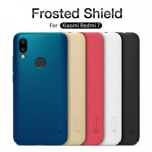 Nillkin Super Frosted Shield | Матовый чехол для Xiaomi Redmi 7