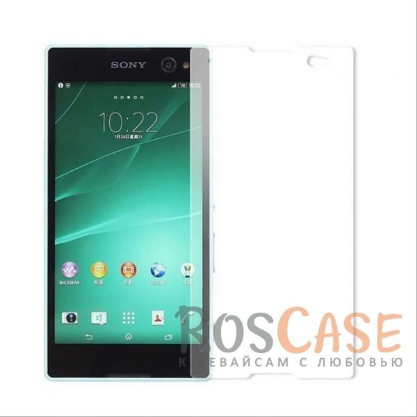 Защитное стекло CaseGuru Tempered Glass 0.33mm (2.5D) для Sony Xperia M5 / Xperia M5 Dual (Прозрачное)<br><br>Тип: Защитное стекло<br>Бренд: CaseGuru