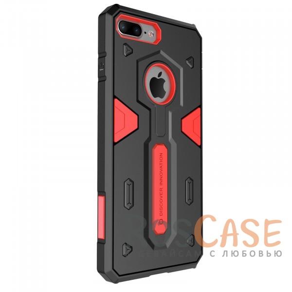 """Фото Красный Nillkin Defender 2   Противоударный чехол для Apple iPhone 7 plus / 8 plus (5.5"""")"""