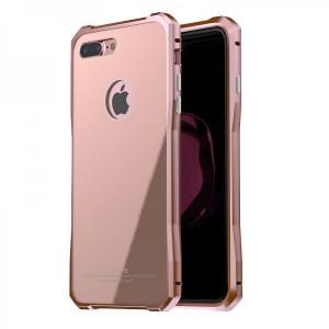 """Металлический бампер Luphie Diamond Series с акриловой вставкой для Apple iPhone 7 plus / 8 plus (5.5"""")"""