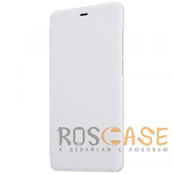 Фотография Белый Nillkin Sparkle   Чехол-книжка для Xiaomi Mi 5s Plus