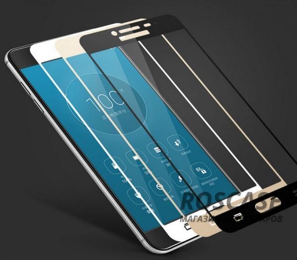 Защитное стекло с цветной рамкой на весь экран с олеофобным покрытием анти-отпечатки для Samsung Galaxy C7Описание:компания&amp;nbsp;Epik;совместимо с Samsung Galaxy C7;материал: закаленное стекло;тип: защитное стекло на экран.Особенности:полностью закрывает дисплей;толщина - 0,3 мм;цветная рамка;прочность 9H;покрытие анти-отпечатки;защита от ударов и царапин.<br><br>Тип: Защитное стекло<br>Бренд: Epik