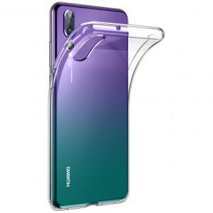 Прозрачный силиконовый чехол для Huawei P20 Pro