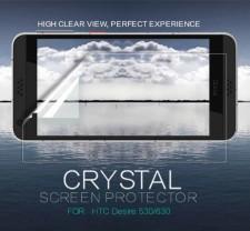Nillkin Crystal | Прозрачная защитная пленка для HTC Desire 530 / 630