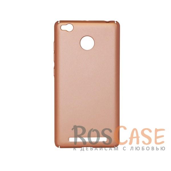 Матовая soft-touch накладка Joyroom из ударостойкого пластика с дополнительной защитой углов для Xiaomi Redmi 3 Pro / Redmi 3s (Розовый)Описание:бренд - Joyroom;совместимость - Xiaomi Redmi 3 Pro / Redmi 3s&amp;nbsp;/ Redmi 3x;материал - пластик;тип - накладка.<br><br>Тип: Чехол<br>Бренд: Epik<br>Материал: Пластик