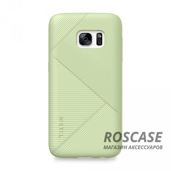 TPU чехол STIL Stone Edge Series для Samsung G930F Galaxy S7 (Оливковый)Описание:создан компанией&amp;nbsp;STIL;разработан для&amp;nbsp;Samsung G930F Galaxy S7;материал - термополиуретан;тип - накладка.Особенности:рельефная фактура;доступ ко всем функциям гаджета благодаря точным вырезам;защита от царапин и ударов;фактурные грани накладки для лучшего сцепления;размеры - 147*75*10&amp;nbsp;мм.<br><br>Тип: Чехол<br>Бренд: Stil<br>Материал: TPU