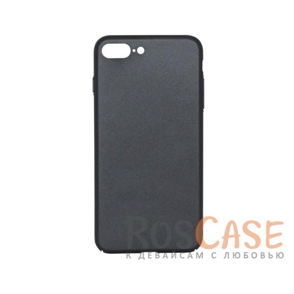 Матовая soft-touch накладка Joyroom из ударостойкого пластика с дополнительной защитой углов для Apple iPhone 7 plus / 8 plus (5.5) (Черный)Описание:бренд - Joyroom;совместимость - Apple iPhone 7 plus / 8 plus (5.5);материал - пластик;тип - накладка.<br><br>Тип: Чехол<br>Бренд: Epik<br>Материал: Пластик