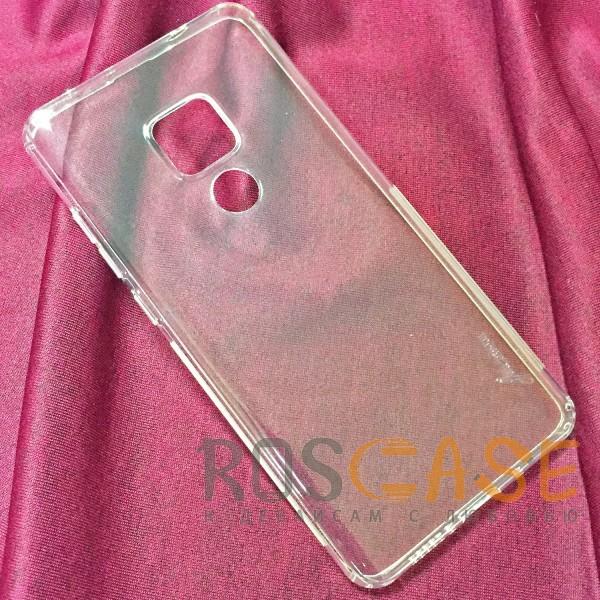Фото Бесцветный J-Case THIN | Гибкий силиконовый чехол для Huawei Mate 20