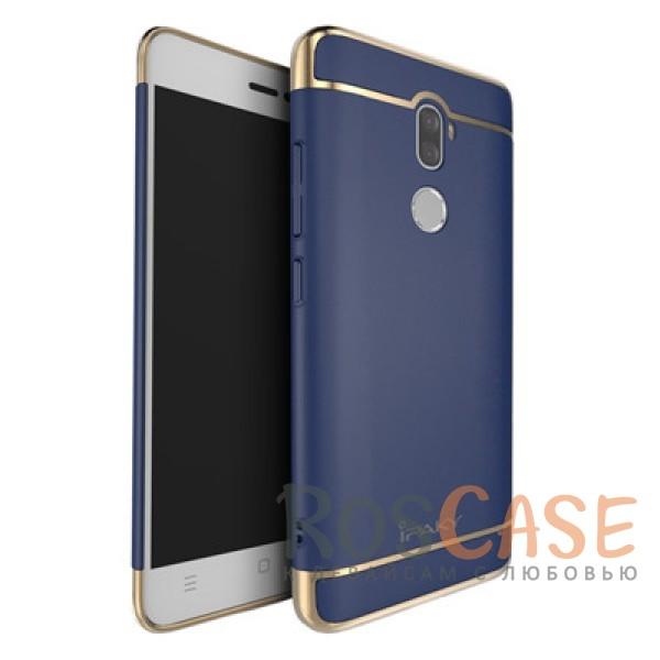 Чехол iPaky Joint Series для Xiaomi Mi 5s Plus (Синий)Описание:совместим с Xiaomi Mi 5s Plus;бренд - iPaky;материал - поликарбонат;тип - накладка.<br><br>Тип: Чехол<br>Бренд: Epik<br>Материал: Поликарбонат