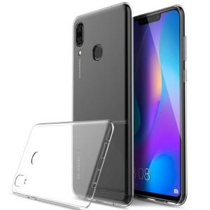 Ультратонкий силиконовый чехол для Huawei P Smart+ (nova 3i)