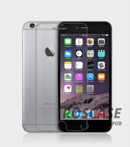 Защитная пленка Nillkin для Apple iPhone 6/6s plus (5.5)Описание:бренд:&amp;nbsp;Nillkin;совместима с Apple iPhone 6/6s plus (5.5);используемые материалы: полимер;тип: матовая.&amp;nbsp;Особенности:все необходимые функциональные вырезы;антибликовое покрытие;не влияет на чувствительность сенсора;легко очищается;не бликует на солнце.<br><br>Тип: Защитная пленка<br>Бренд: Nillkin