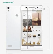 Nillkin Crystal | Прозрачная защитная пленка для Huawei Ascend P6