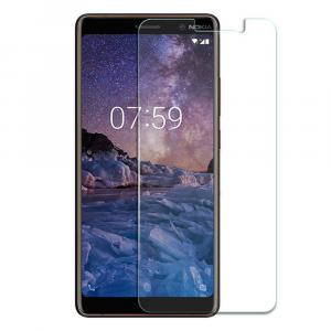 H+ | Защитное стекло для Nokia 7 plus (в упаковке)