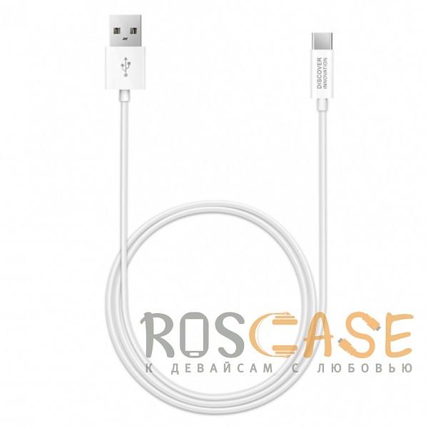 Фотография Белый Nillkin   Дата-кабель USB to Type-C (1m)