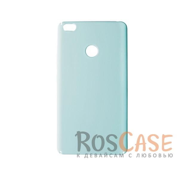 Пластиковая накладка soft-touch с защитой торцов Joyroom для Xiaomi Mi Max (Мятный)<br><br>Тип: Чехол<br>Бренд: Epik<br>Материал: Пластик
