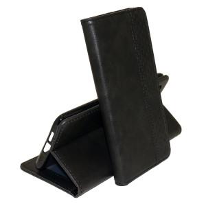 Business Wallet | Кожаный чехол книжка с визитницей  для Xiaomi Mi 10 (Pro)