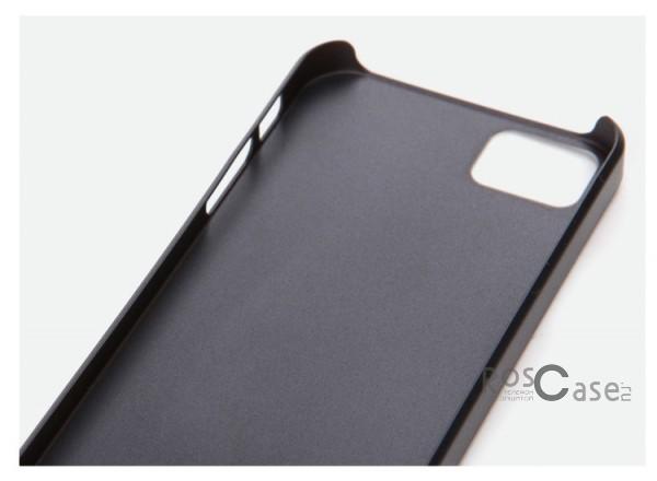 Пластиковая накладка ROCK Texture Series для Apple iPhone 5 (+пленка)