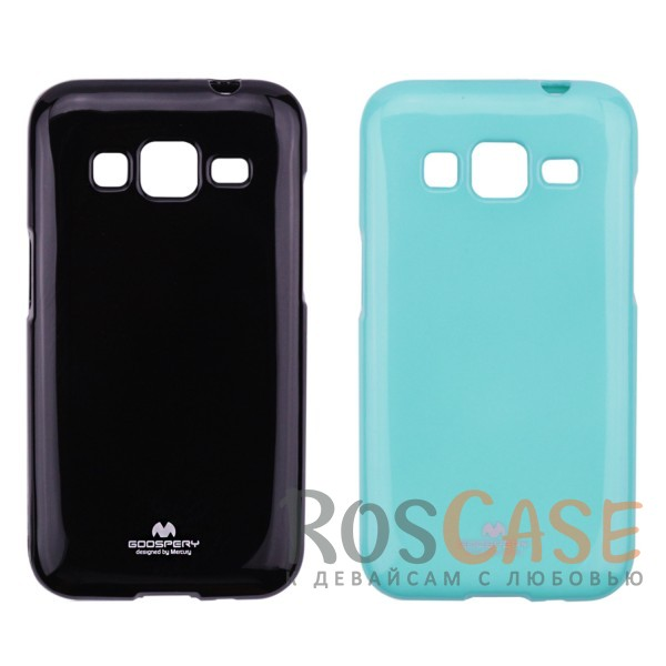 Яркий гибкий силиконовый чехол Mercury Color Pearl Jelly для Samsung G360H/G361H Galaxy Core Prime DuosОписание:компания разработчик: Mercury;совместимость с устройством модели: Samsung G360H/G361H Galaxy Core Prime Duos;материал изделия: термопластический полиуретан;конфигурация: накладка.Особенности:ультратонкий, не увеличивает визуально объем;имеет механизм легкой фиксации;в наличии все функциональные вырезы;легко очищается от загрязнений.<br><br>Тип: Чехол<br>Бренд: Mercury<br>Материал: TPU