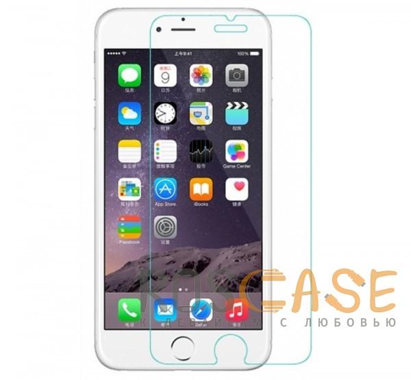 "Фото Прозрачное H+   Защитное стекло для Apple iPhone 6 plus (5.5"")  / 6s plus (5.5"") (карт. упаковка)"